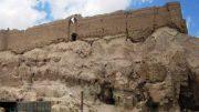 قلعه تاریخی بافران