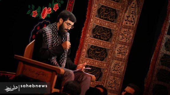 هیئت فدائیان حسین سید رضا نریمانی شب اول محرم 98 (7)