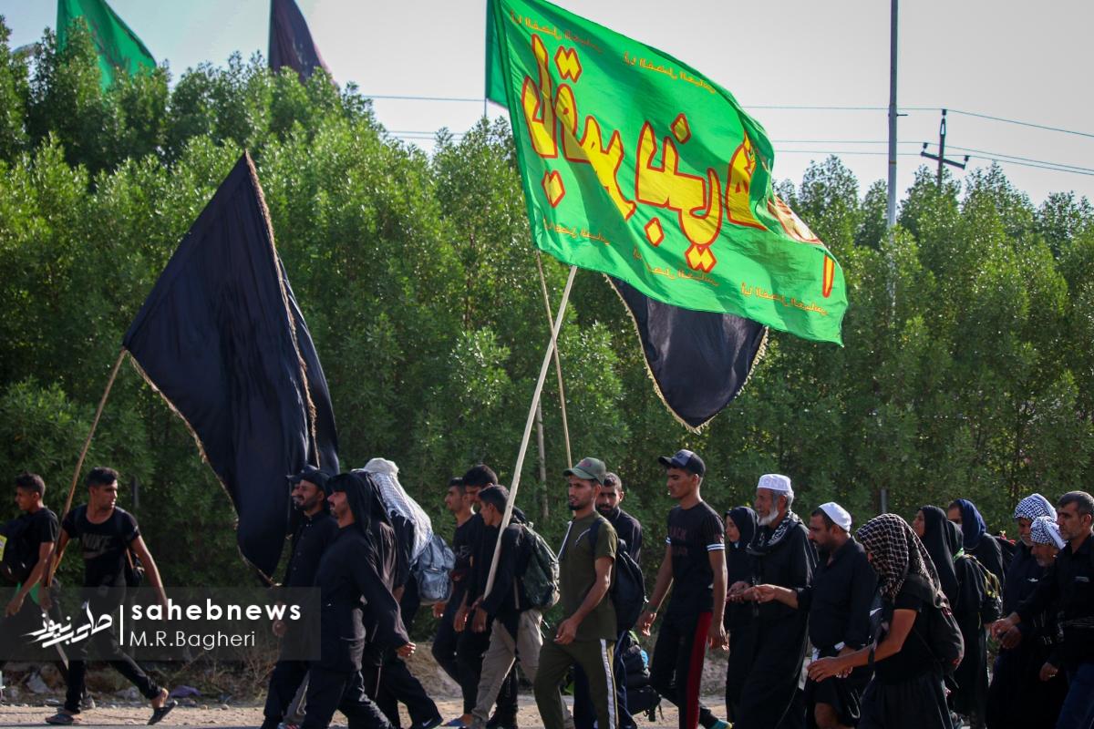 اربعین - پرچم (14)
