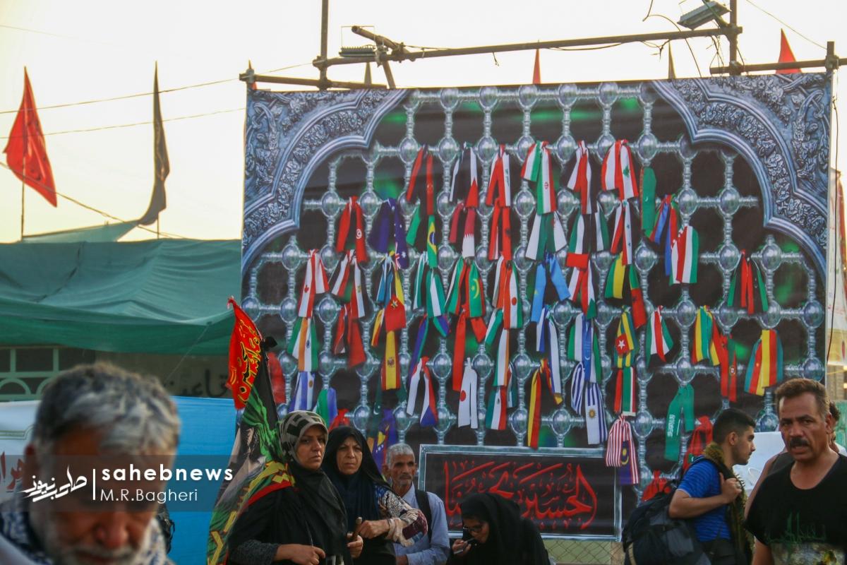 اربعین - پرچم (3)