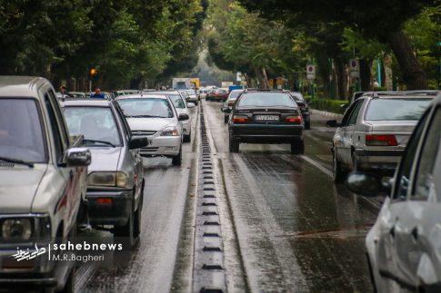 باران پاییزی اصفهان (1)