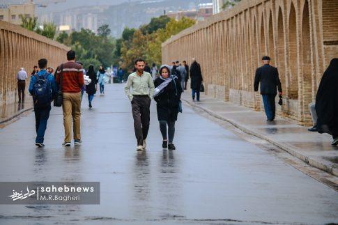 باران پاییزی اصفهان (12)