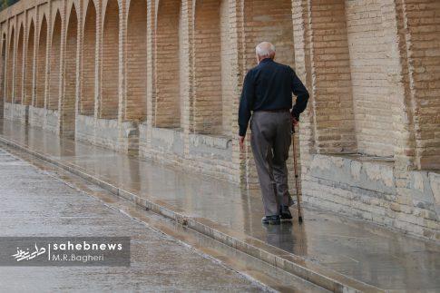 باران پاییزی اصفهان (13)
