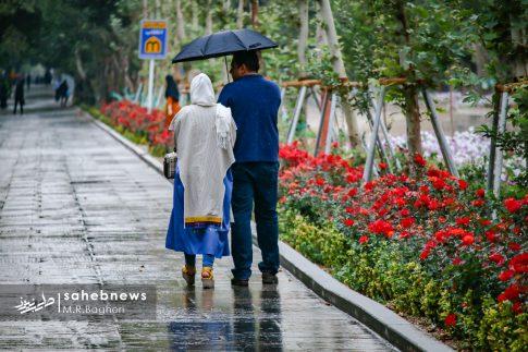 باران پاییزی اصفهان (16)