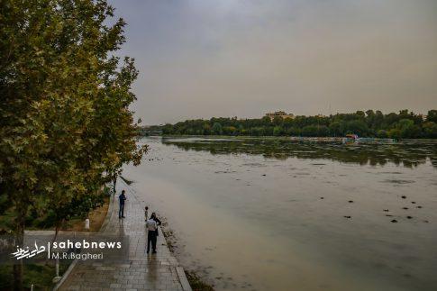 باران پاییزی اصفهان (3)
