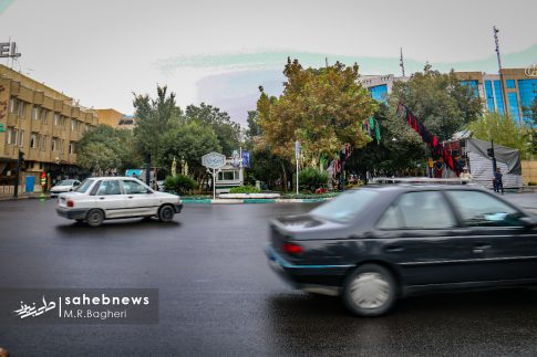 باران پاییزی اصفهان (4)