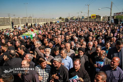 تشییع شهید توکلی (10)