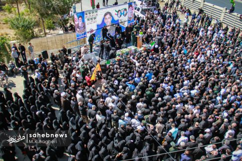 تشییع شهید توکلی (15)