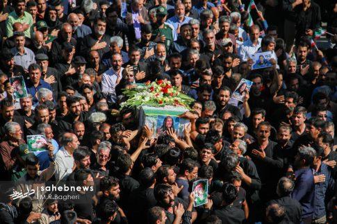 تشییع شهید توکلی (6)