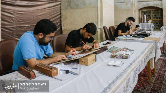 کتابت قرآن در اصفهان (24)