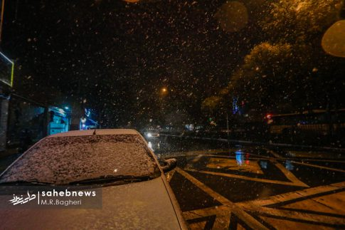 برف اصفهان (14)