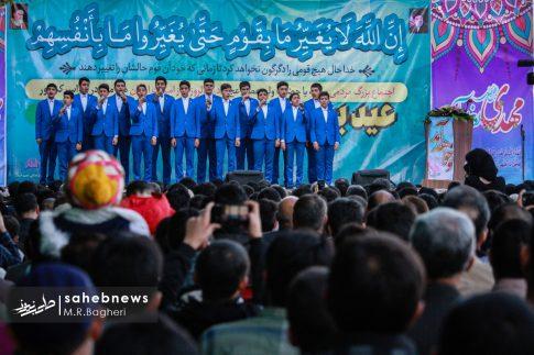 جشن بیعت با حضرت مهدی اصفهان (13)