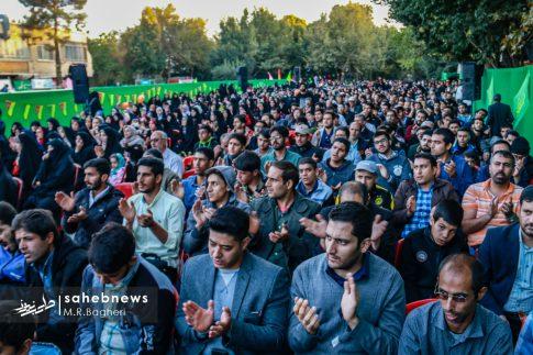 جشن بیعت با حضرت مهدی اصفهان (5)