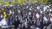 راهپیمایی مردم اصفهان در اعتراض به اغتشاشات (4)