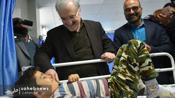 سفر وزیر بهداشت به اصفهان (24)
