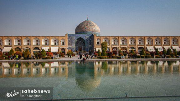 مسجد شیخ لطف الله (10)