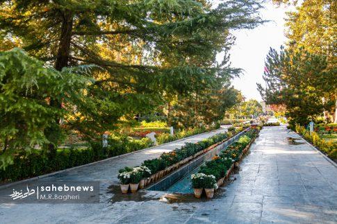 نمایشگاه گل های داوودی اصفهان (10)