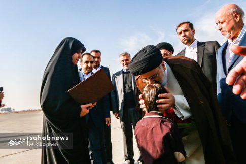 سفر آیت الله رئیسی به اصفهان (8)