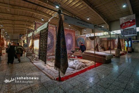 نمایشگاه فرش دستباف اصفهان (1)