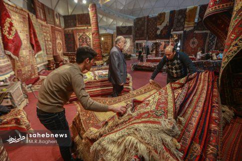 نمایشگاه فرش دستباف اصفهان (13)