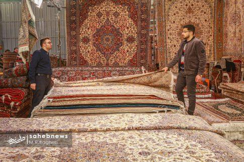 نمایشگاه فرش دستباف اصفهان (2)