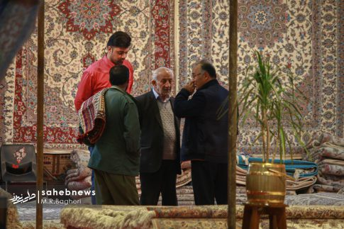 نمایشگاه فرش دستباف اصفهان (20)