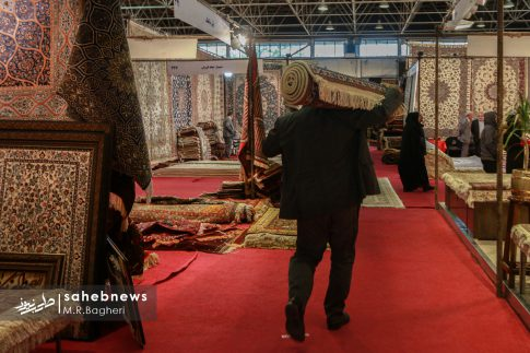 نمایشگاه فرش دستباف اصفهان (23)
