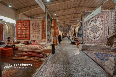 نمایشگاه فرش دستباف اصفهان (33)