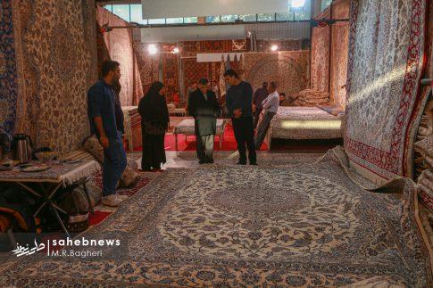 نمایشگاه فرش دستباف اصفهان (4)