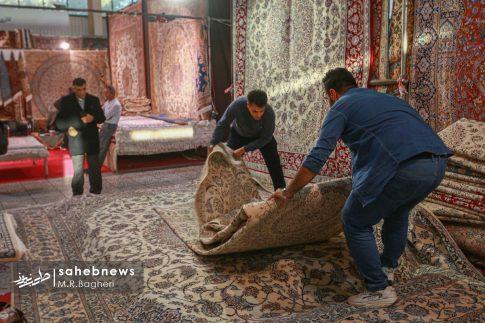 نمایشگاه فرش دستباف اصفهان (5)