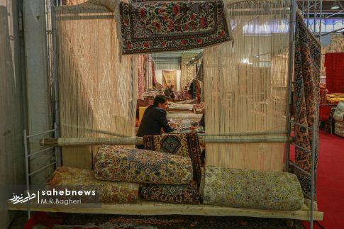 نمایشگاه فرش دستباف اصفهان (7)