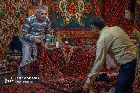 نمایشگاه فرش دستباف اصفهان (9)