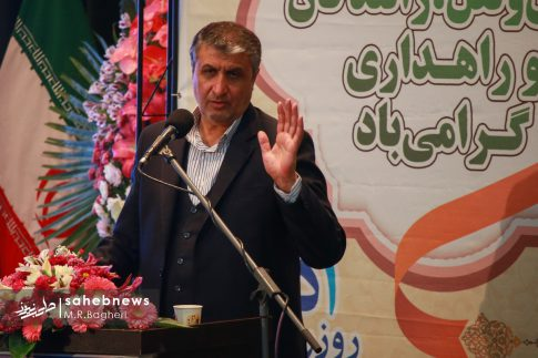 وزیر راه در اصفهان (18)
