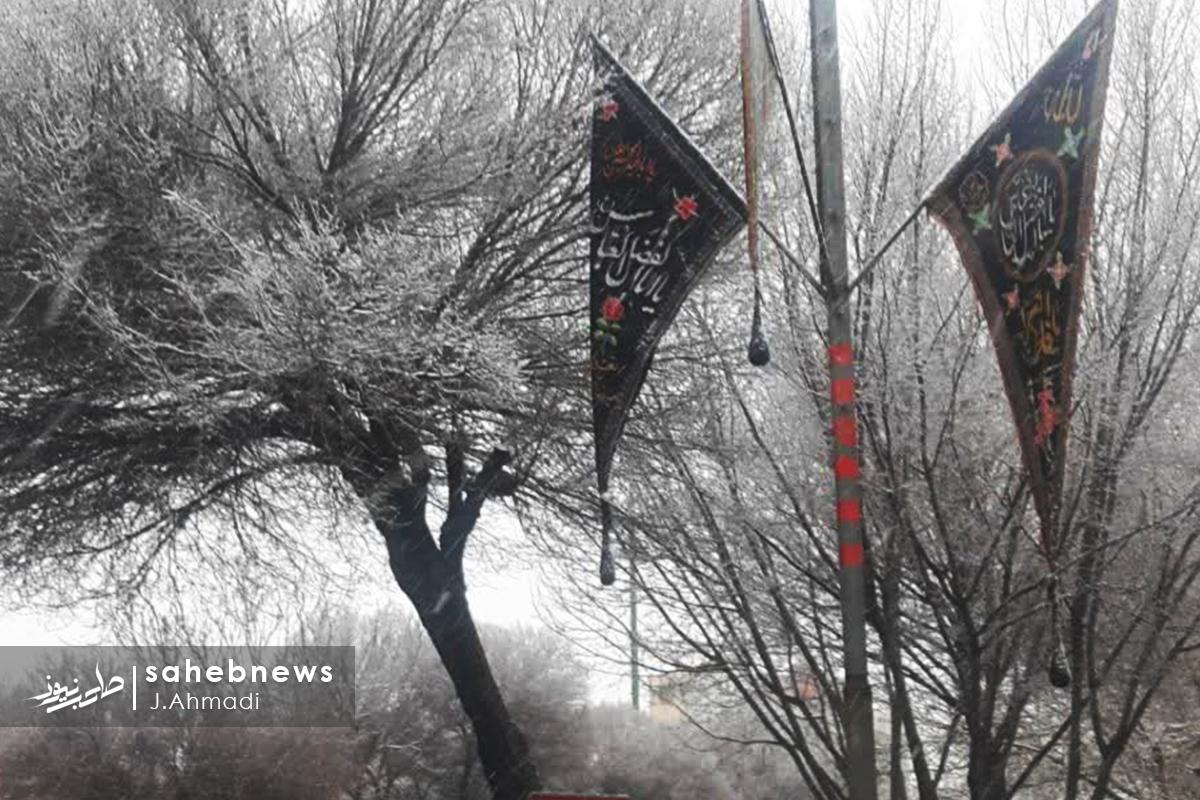 برف اصفهان (16)