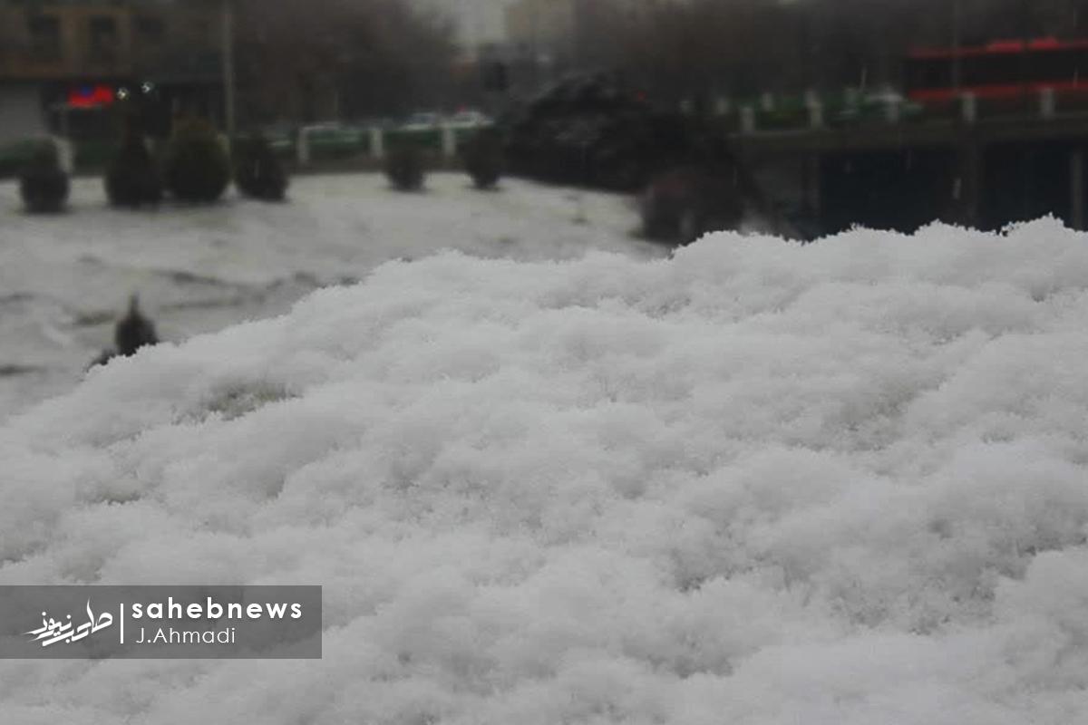 برف اصفهان (4)