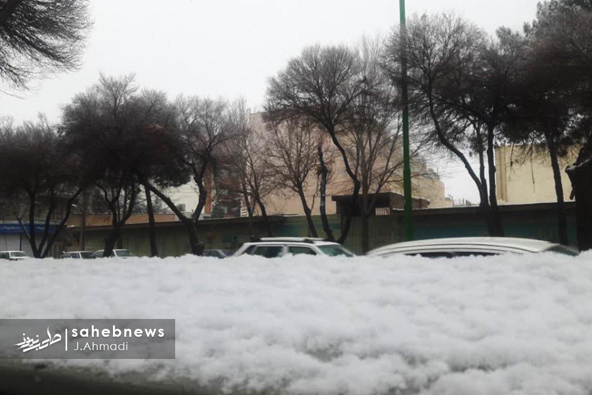 برف اصفهان (5)