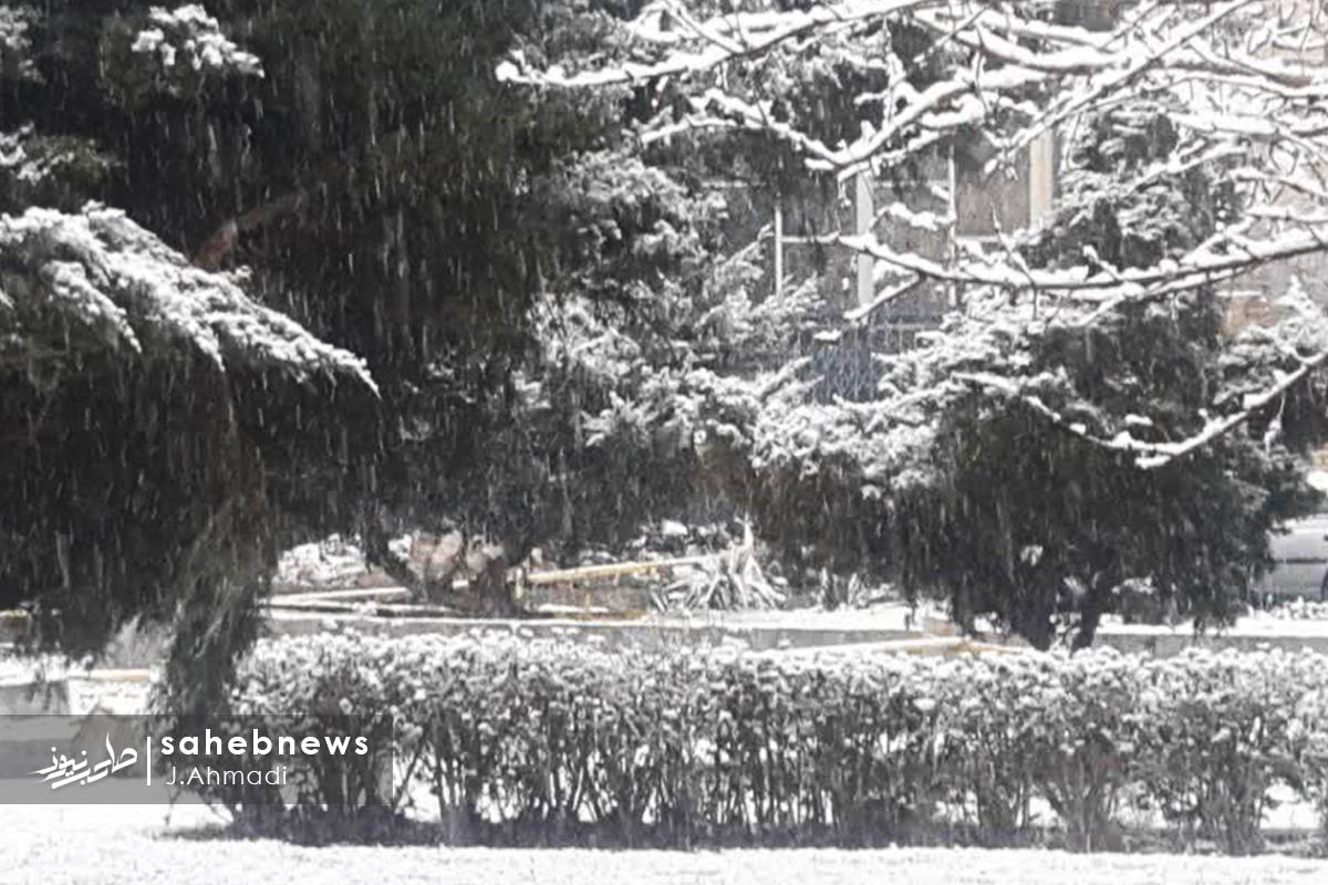 برف اصفهان (7)