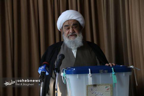 انتخابات 98 اصفهان ایت الله مظاهری (2)