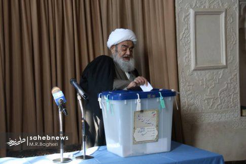 انتخابات 98 اصفهان ایت الله مظاهری (3)
