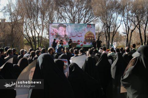 تشییع شهید باب الخانی (1)