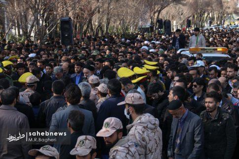 تشییع شهید باب الخانی (10)