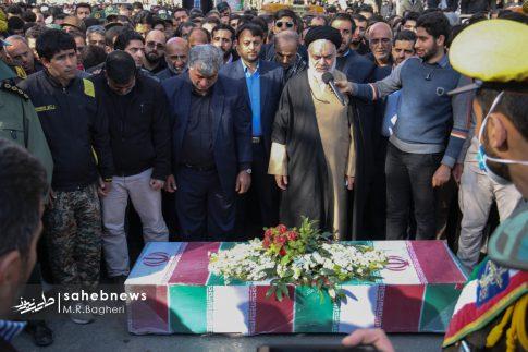 تشییع شهید باب الخانی (11)