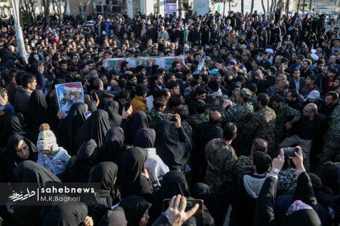 تشییع شهید باب الخانی (21)
