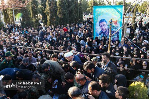 تشییع شهید باب الخانی (26)