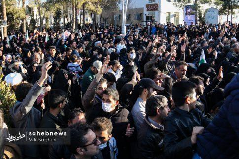 تشییع شهید باب الخانی (27)