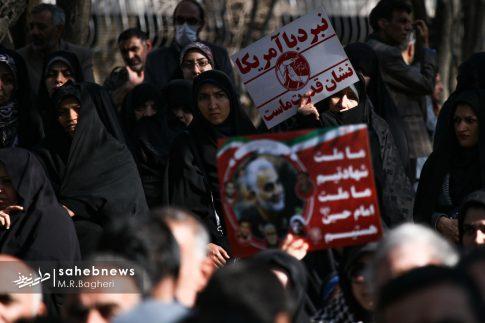 تشییع شهید باب الخانی (3)