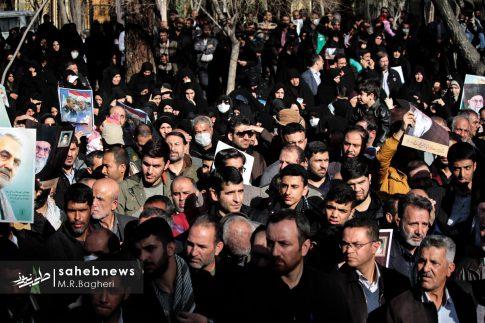 تشییع شهید باب الخانی (40)