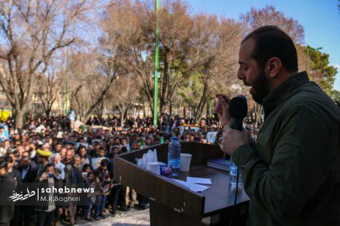 تشییع شهید باب الخانی (7)