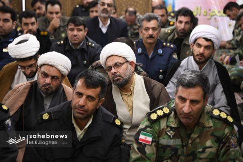 دیدار نیرهای مسلح اصفهان با امام جمعه (12)