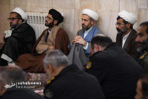دیدار نیرهای مسلح اصفهان با امام جمعه (13)